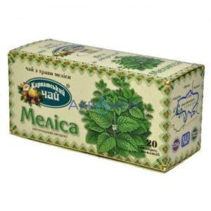 Чай Карпатський меліса