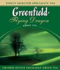 Чай Грінфілд Флайн Драгон зелений листовий 90г