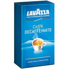 Кава мелена Lavazza Decafeinato 250г
