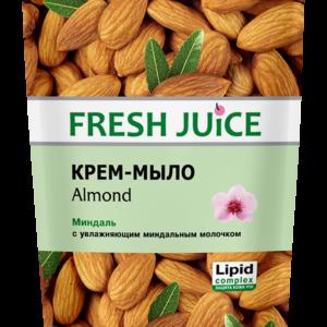 Рідке мило Fresh Juice Мигдаль 460мл дой-пак