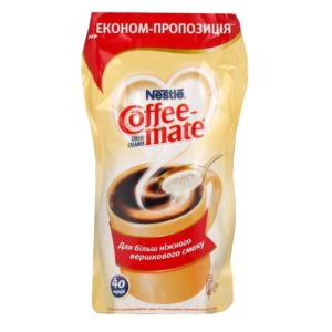 Сухі вершки Nescafe Coffe-mate 200г