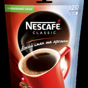 Кава розчинна Nescafe Classic 120г
