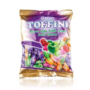 Льодяники Toffix 1 кг (фруктове асорті)